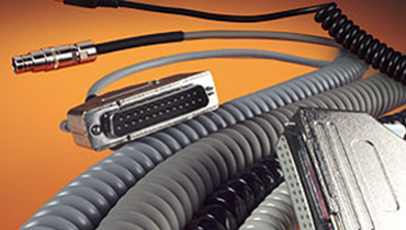 Coiled Cables Supplier UK